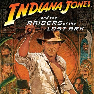 <em>RAIDERS OF THE LOST ARK</em> IN CONCERT