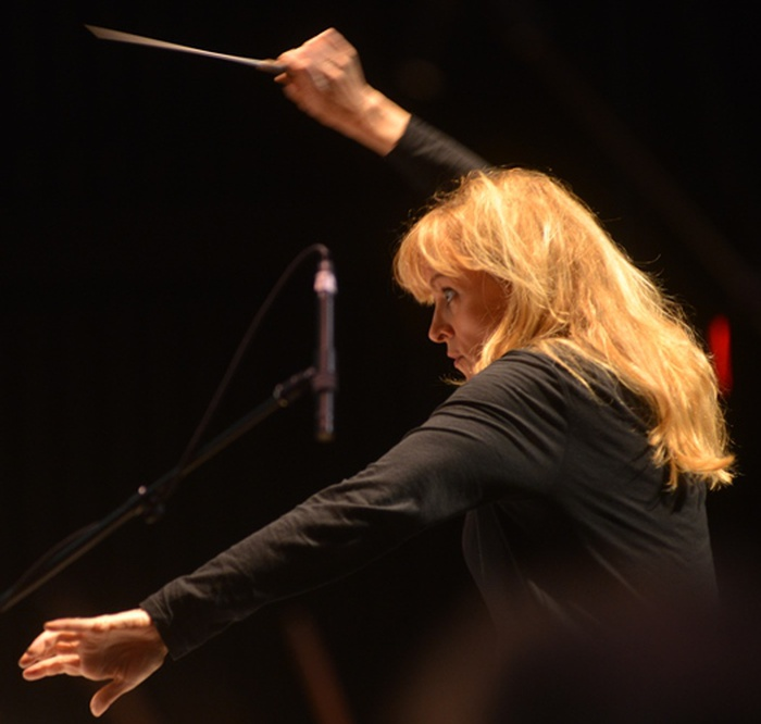Baton Mannheim andersson conductor