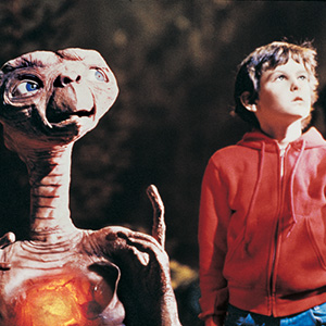<em>E.T. THE EXTRA-TERRESTRIAL</em> IN CONCERT