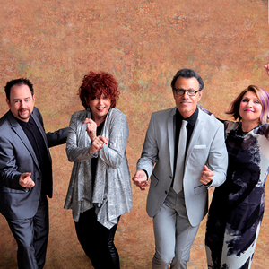 THE MANHATTAN TRANSFER: 45TH ANNIVERSARY SEASON