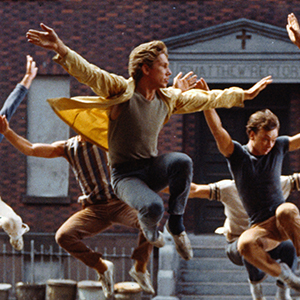 <em>WEST SIDE STORY</em> - THE FILM