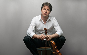 Joshua Bell Plays Bruch