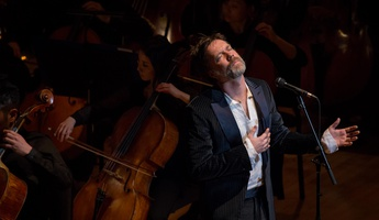 Rufus Wainwright with the San Diego Symphony