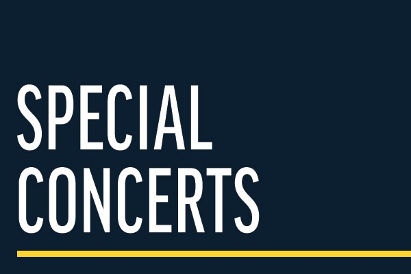 Special Concerts