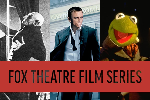 Fox Theatre Film Series: featuring Nosferatur in concert, Casino Royale in concert, and The Muppet Christmas Carol in concert