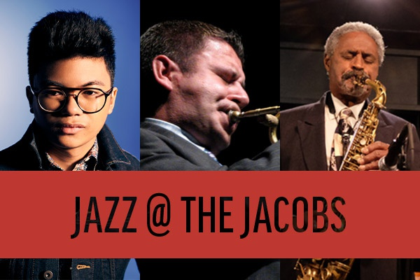 Jazz @ The Jacobs: featuring Joey Alexander, Gilbert Castellanos, and Charles McPherson