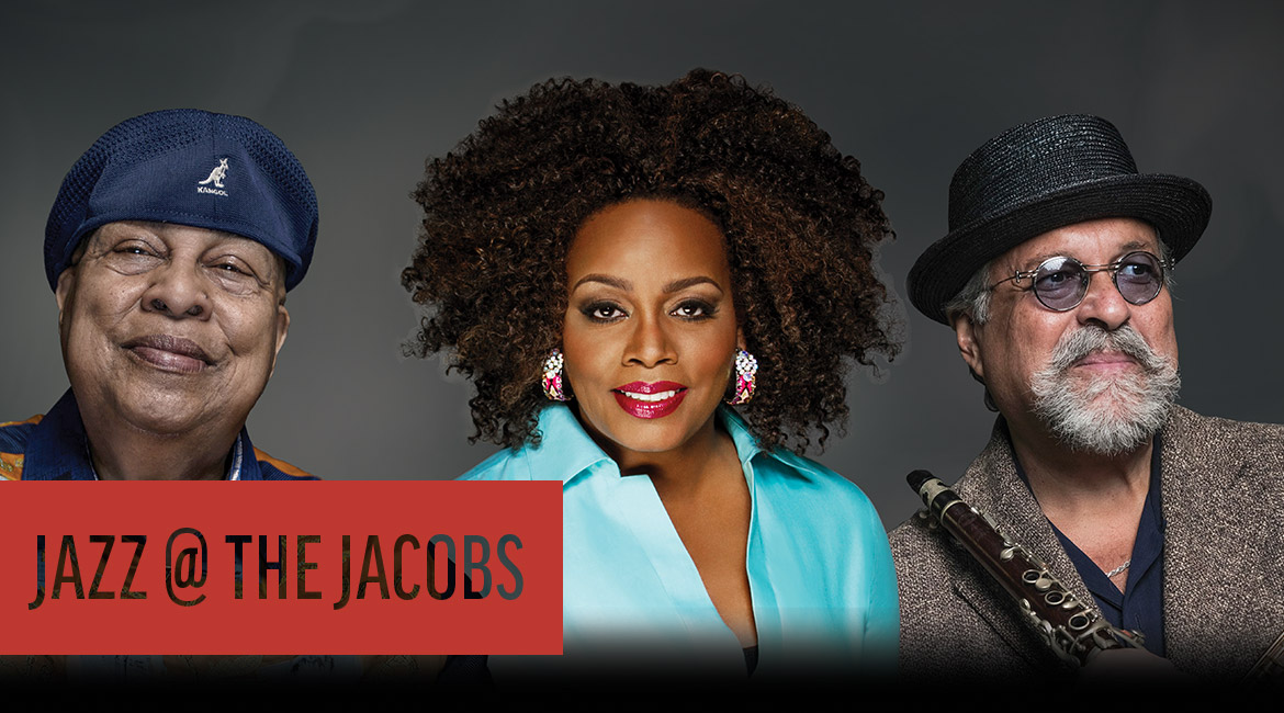 Jazz at The Jacobs: featuring Chucho Valdés, Dianne Reeves, and Joe Lovano