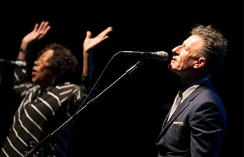 Lyle Lovett and his Large Band: