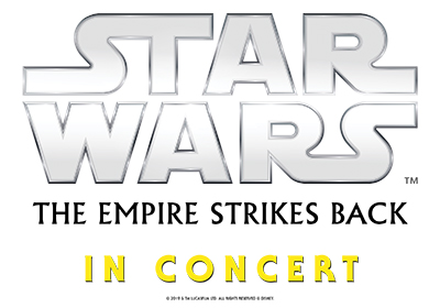 Star Wars: The Empire Strikes Back in Concert Logo