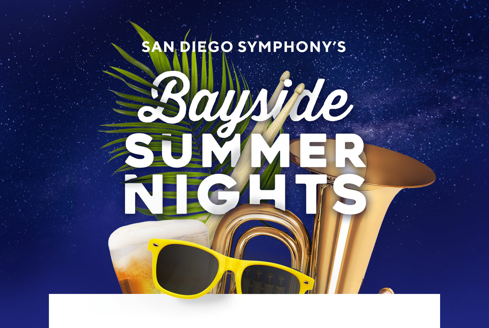 Bayside Summer Nights 2019 Single Tickets