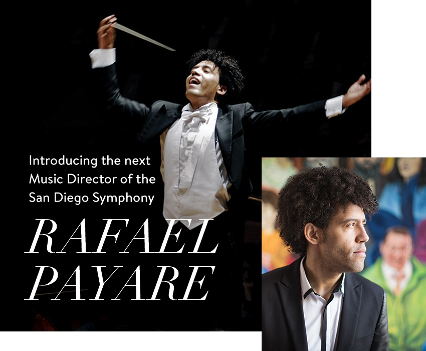 Introducing the next Music Director of the San Diego Symphony – Rafael Payare