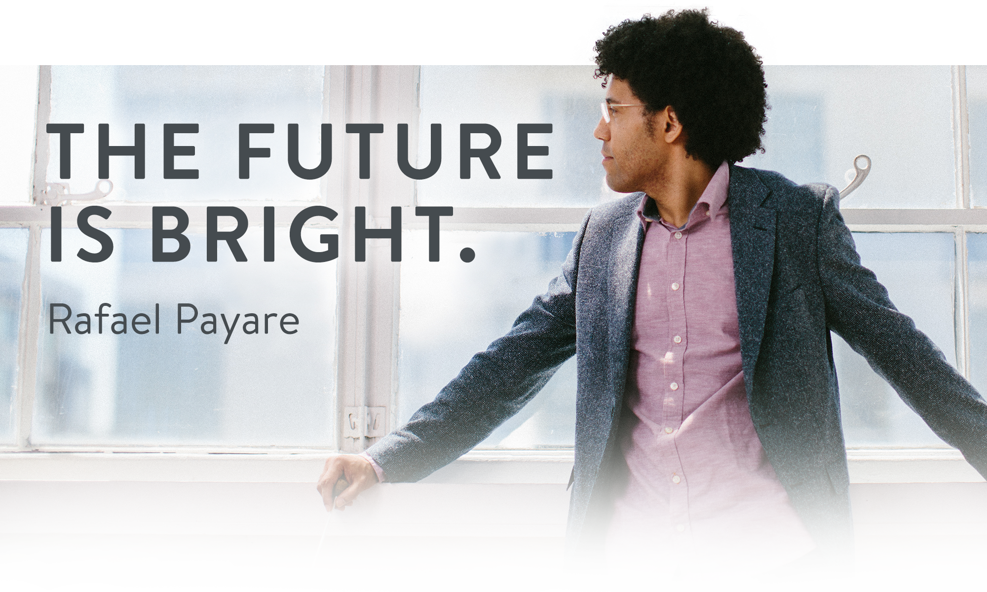The Future is Bright with Rafael Payare