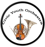 CIVIC YOUTH ORCHESTRA PRESENTS 60 YEARS OF EXCELLENCE