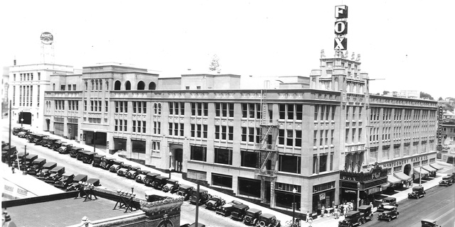 Fox Theatre at 90
