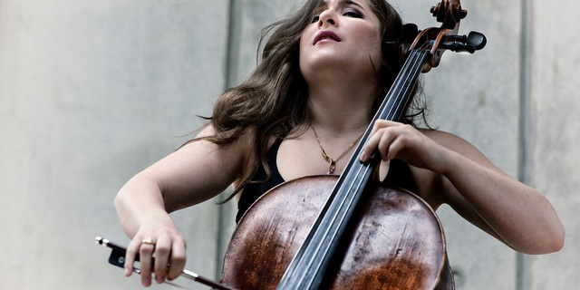 Alisa Weilerstein Plays