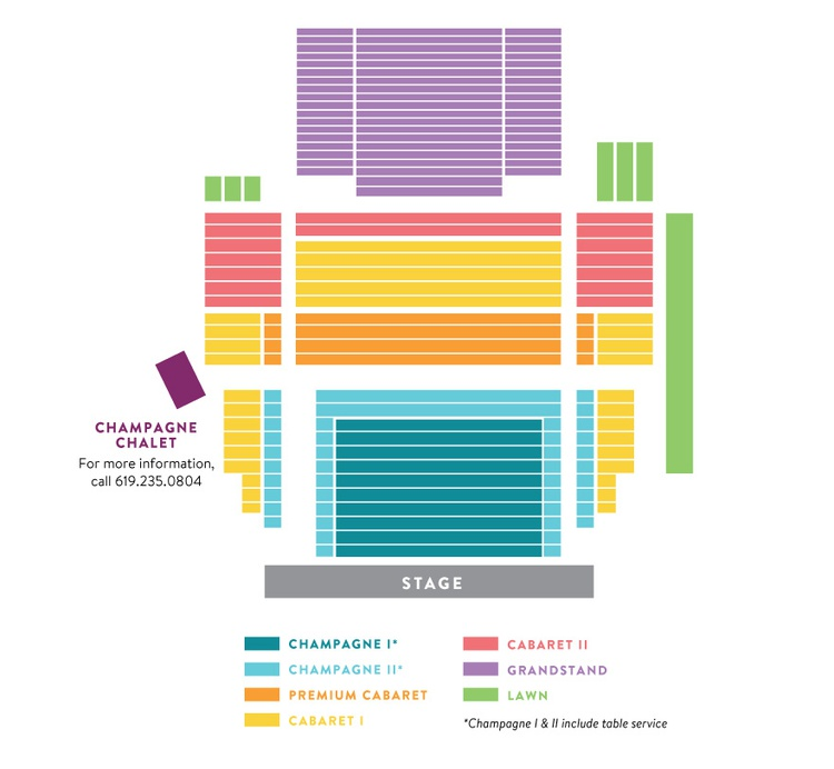 Plan Your Visit / Seating Charts San Go Civic Theater Seating Map on symphony orchestra seating, petco park seating, van andel arena seating,